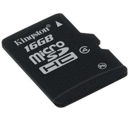 Kingston Technology 16GB Class 4 SDHC: Picture 1 regular