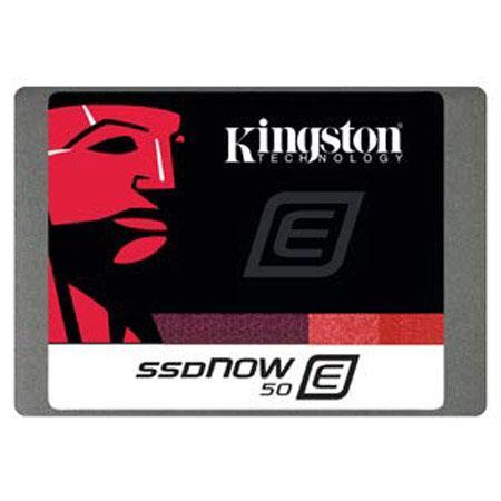 Kingston Technology SSDNow E50 100GB: Picture 1 regular