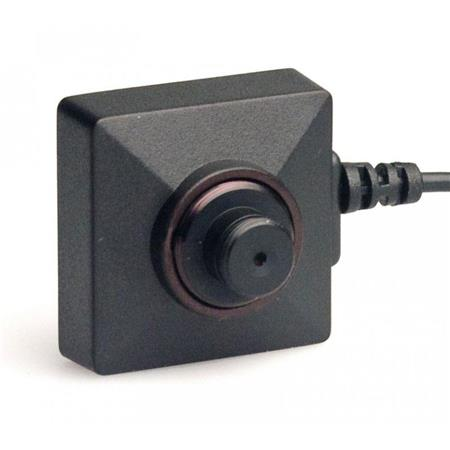 ad356e3e5dd7 KJB Security Products C1027 Button & Screw CCD Covert Camera with ...