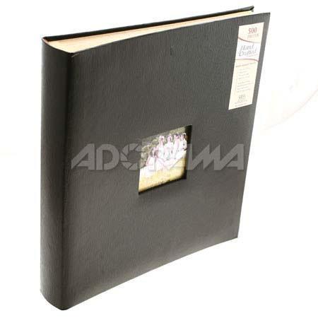 Black Photo Album With Black Pages Kleer-vu Photo Album Picture