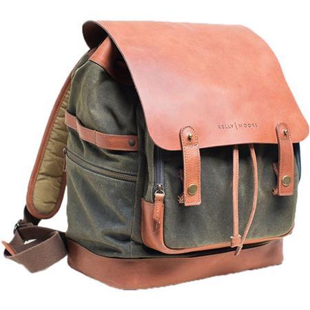 Kelly Moore New York Unisex Fabric Backpack