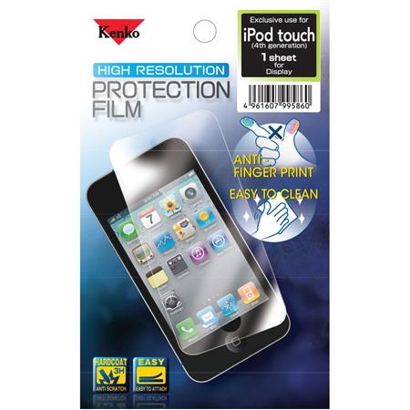 Kenko LCD Monitor Protection Film for Apple iPod Touch 4 Camera