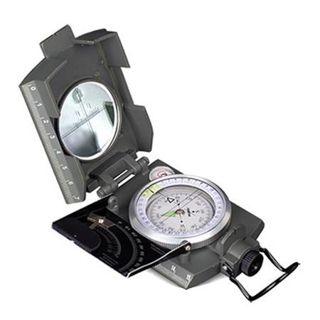 Konus KONUSTAR Metal Compass, Liquid Filled, Clinometer, Grey
