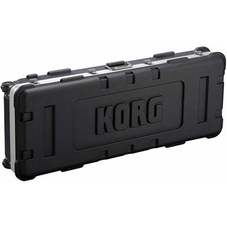 Korg Hard Case for Kronos 61 Music Workstation, Black