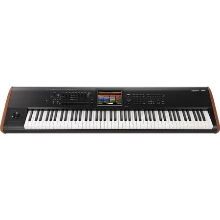 Korg Kronos 88 Key Music Workstation with SGX-2 Engine, Kronos System  Version 3 0, 20Hz-22kHz Frequency Response, 95dB Dynamic Range