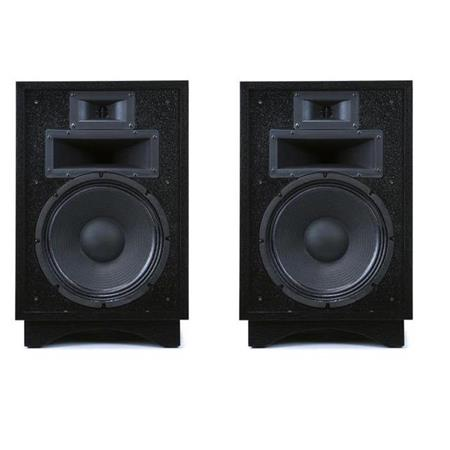 Klipsch Heresy III Three-Way Horn-Loaded Loudspeaker (Pair)