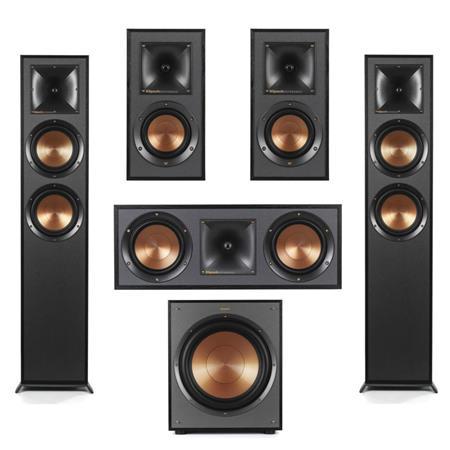 Klipsch Reference R-625FA Dolby Atmos Floorstanding Speaker Bundle