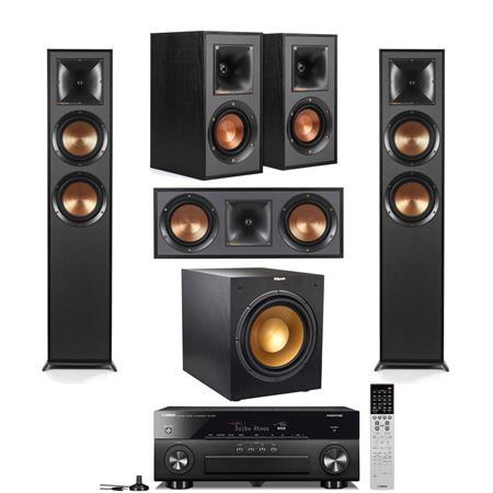 Klipsch Reference Dolby Atmos Floorstanding Speaker Bundle