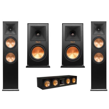 Klipsch Speakers RC-64II Walnut Center Channel-Each-OPEN BOX ITEM
