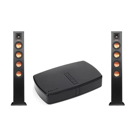 2x Klipsch RP-440WF HD Wi-Fi Floorstanding Speaker