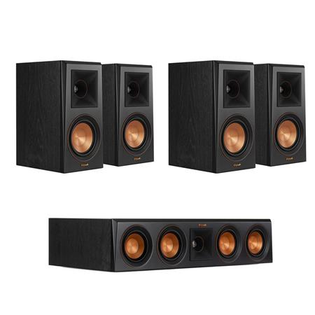 Deals on Klipsch RP Cinema Home Theatre System w/2x RP-500M Speakers