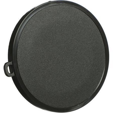 a333b34ec04 Kaiser 60mm Slip-On Lens Cap with Lanyard Anchor 206960 - Adorama