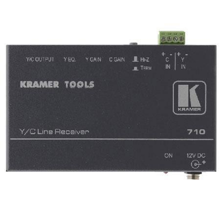 Kramer Electronics 710 Y/C  Receiver: Picture 1 regular