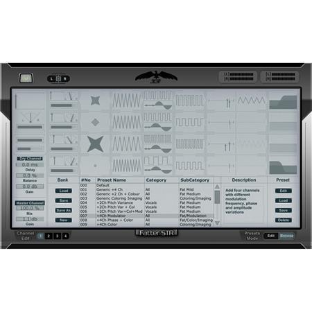 KResearch KR-Fatter STR Spectral Transformation Enhancer Software Plug-In 810c32b5cfa