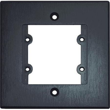 Kramer Electronics Frame-1G Frame f/Wall Plate Inserts FRAME-1G(G)
