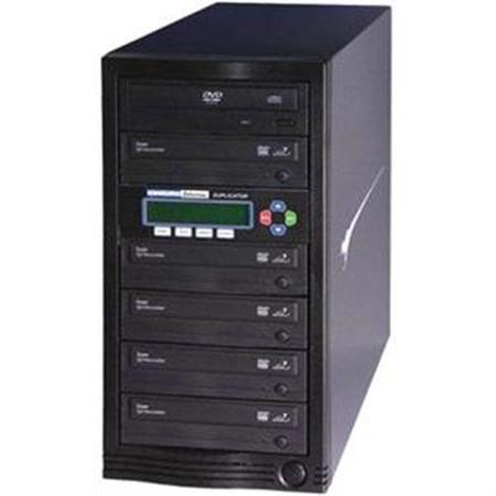 Kanguru Solutions 1-to-5 24x DVD Duplicator: Picture 1 regular