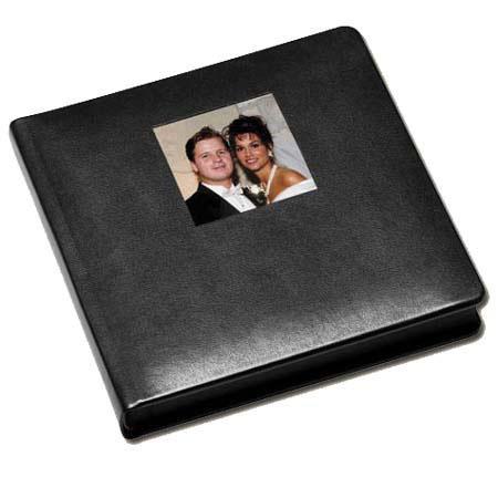 Leather Album Designs Corina Pro Series Library Bound Album With