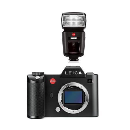 Leica SL (Typ 601) Full-Frame Mirrorless Digital Camera With Leica ...