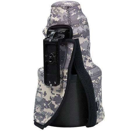 LensCoat Travel Coat Lenscover for Nikon 300mm f/2 8G VR Lens - Army  Digital Camo (dc)