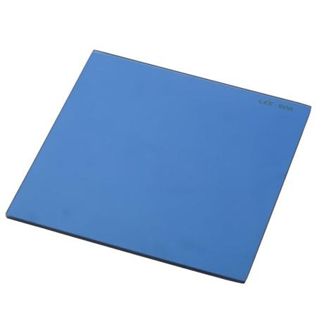 Lee Filters 80A Blue Cooling/Temperature Conversion Filter 4x4
