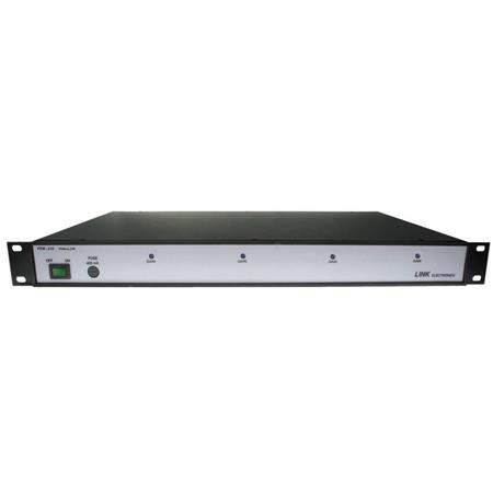 Link Electronics PFM-210SM 200 Series Mounting Frame for Video Distribution  Amplifiers