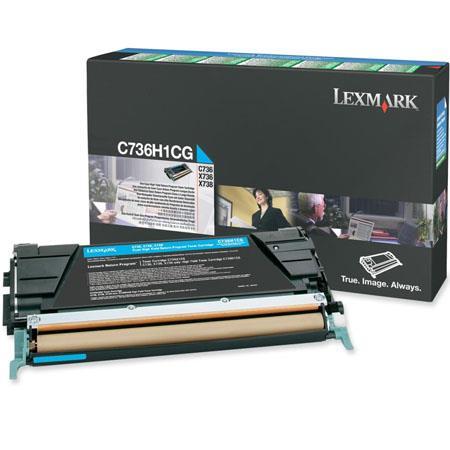 Lexmark C736H1CG: Picture 1 regular