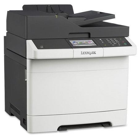 Lexmark CX410e: Picture 1 regular