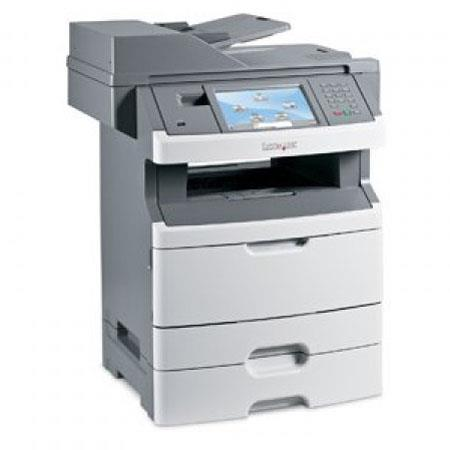 Lexmark X466dte: Picture 1 regular