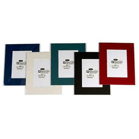 Logan Graphics Palettes Collection 12x16 Rectangle Precut Mat With 8 5x11 5 Opening Antique White