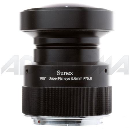 Sunex 5.6mm f/5.6: Picture 1 regular