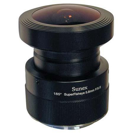 Sunex 5.6mm f/5.6: Picture 1 regular