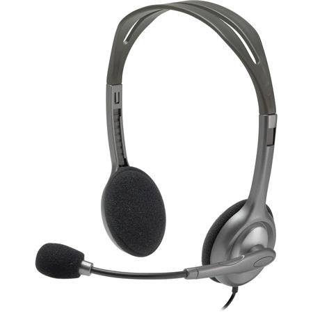 Logitech H110 Wireless Bluetooth Headphones