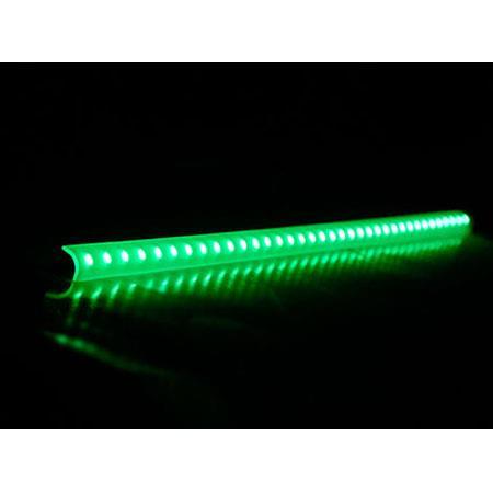 Logisys 16 green led corner light bar lcx16gn logisys lcx16 picture 1 regular aloadofball Choice Image