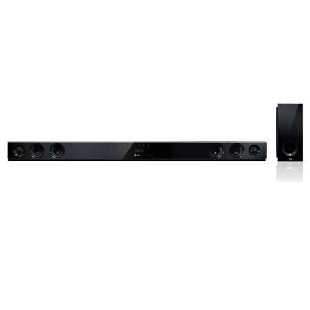 lg nb3530a wall mountable 2 1 channel 300w soundbar with wireless subwoofer bluetooth shopyourway. Black Bedroom Furniture Sets. Home Design Ideas