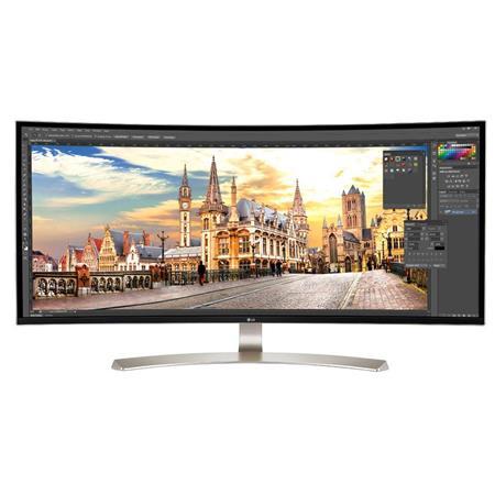 lg 38uc99 w 38 21 9 4k wide quad hd curved freesync ips monitor