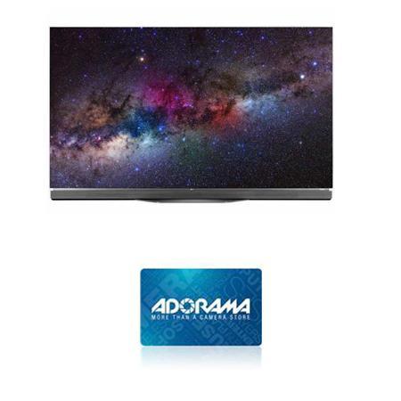 lg electronics oled65e6 65 4k uhd smart 3d oled tv w 500 adorama