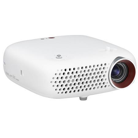 LG PW600G 600-Lumens DLP Portable Projector