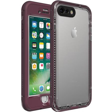 more photos 415fe 33175 Used LifeProof NUUD Case for iPhone 7 Plus, Plum Reef E