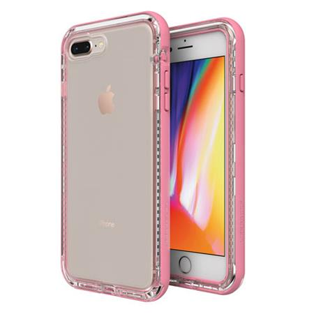 buy popular 85222 a8fbc LifeProof NEXT DropProof/ DirtProof/ SnowProof Case for iPhone 7  Plus/iPhone 8 Plus - Cactus Rose