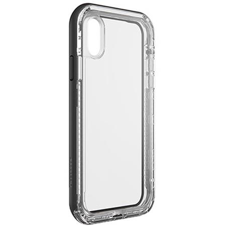buy online 1f3b9 2bc2a LifeProof NEXT DropProof/DirtProof/SnowProof Case for iPhone XR - Black  Crystal