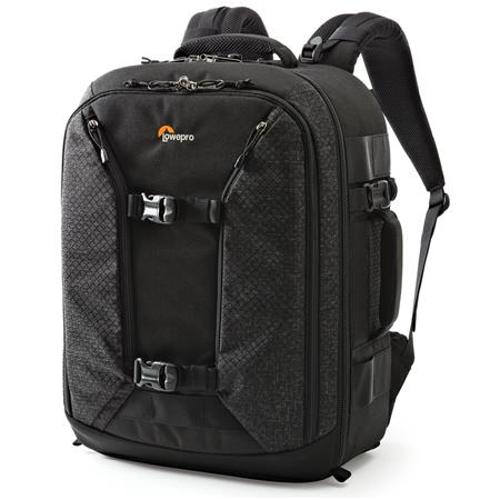 Lowepro Pro Runner Bp 450 Aw Ii Camera Backpack For 2 Dslrs 6 Lenses 15 Laptop Also Fits Dji Mavic Drone And Transmitter With Gopro Or Dslr