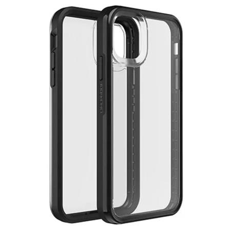 LifeProof SLAM DropProof Case for iPhone 11, Black Crystal