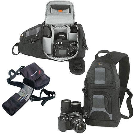 Lowepro SlingShot 100 AW, All-Weather BackPack/Sling Bag