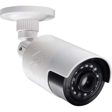 Lorex LBV2561U Series 2 1MP 1080p Indoor/Outdoor Day & Night Bullet  Security Camera with Ultra-Wide Viewing, 2 9mm f/1 8 Fixed Lens, 1920x1080,  Vandal