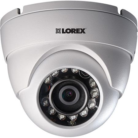 Lorex LNE3162B 3MP Indoor/Outdoor Day & Night IP Dome Security ...