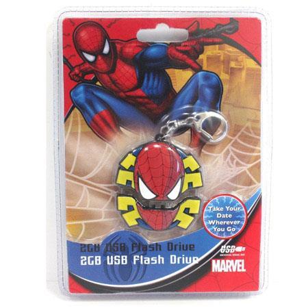 Sakar Spider Man 8GB KeyChain: Picture 1 regular