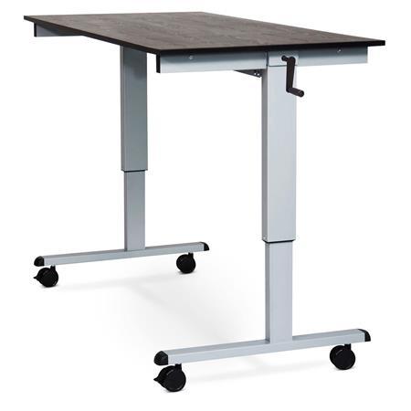 Crank Adjustable Height Standing Desk, Standing Desk Crank