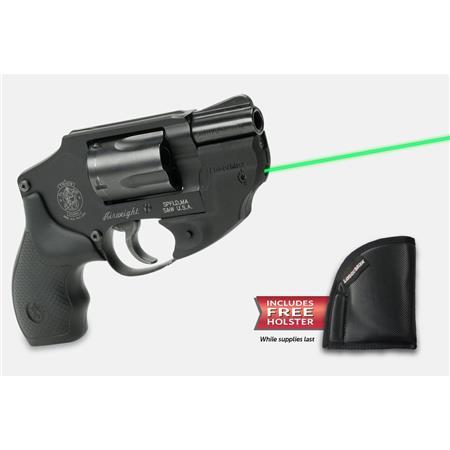 LaserMax Centerfire Green Laser for S&W J-frame 642/442/637/638/438 ...