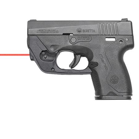 LaserMax Red CenterFire Red Laser Sight for Beretta Nano Pistol