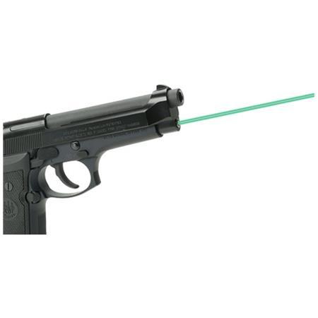 LaserMax Guide Rod Mounted Green Laser for Beretta 92/96, Taurus PT92,  PT99, PT100, PT101 Pistols